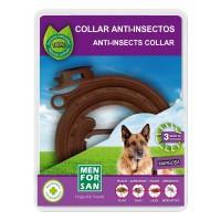 Antiparazitný obojok pre psov-prír.báza