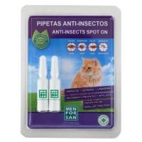Antiparazitná pipeta mačky 2ks-prír.báza